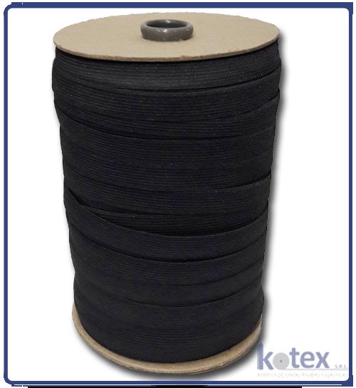 elastico negro carretel